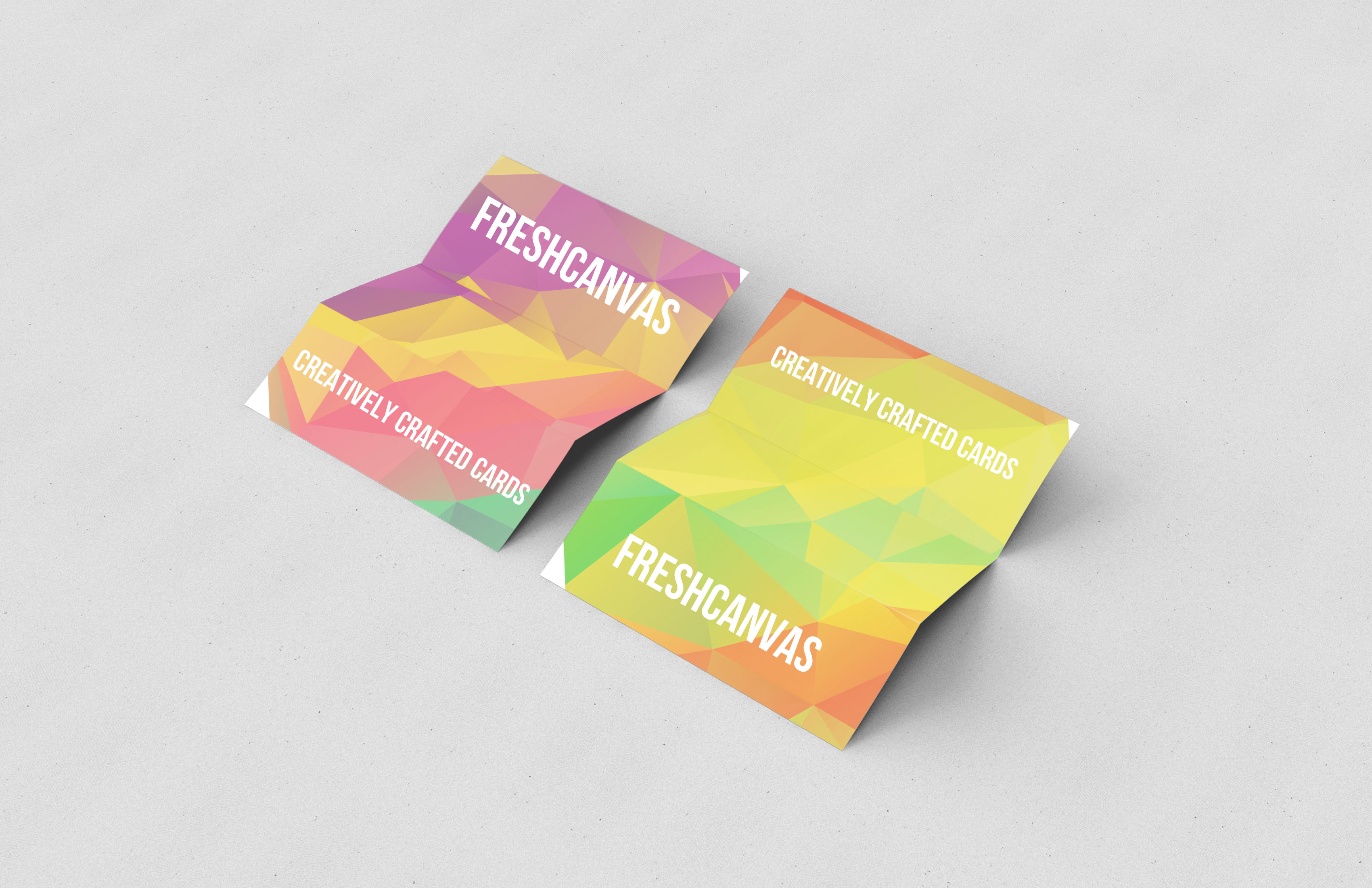 fresh cards copy