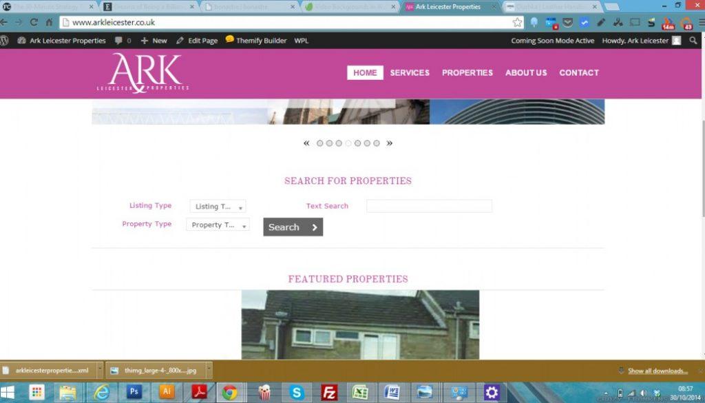 ark leicesster widget 2