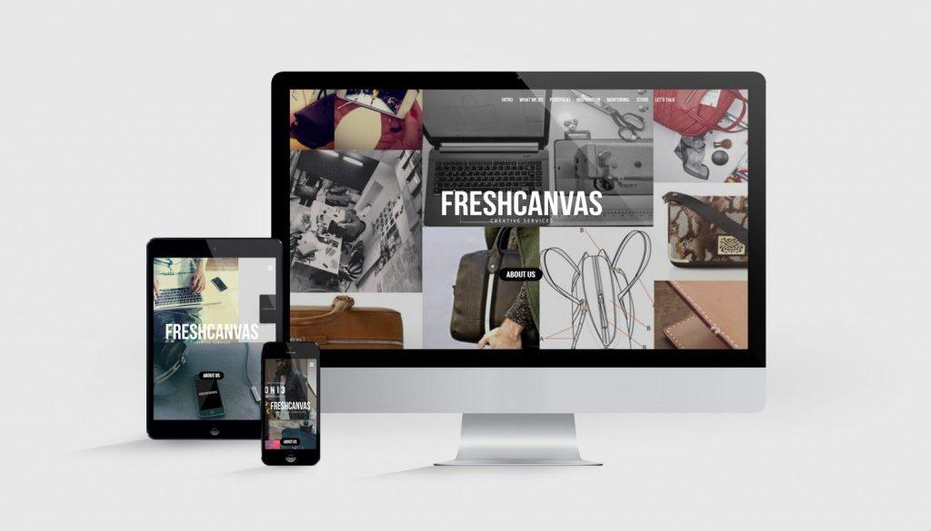 display screen mock up fresh canvas copy