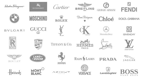 luxury-brand-logos